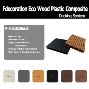 Swimming Pool Decking Composite Wood Material WPC Decking pictures & photos