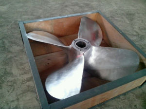 Large Stainless Steel Casting Propeller