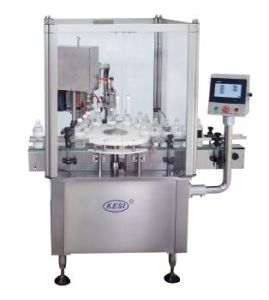 Star Wheel Capping Machine, Capper, Cap Sealing Machine (PXG60) pictures & photos