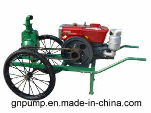 High Head Agricultural Three Inch Self-Priming Water Pump 80zb-55 pictures & photos