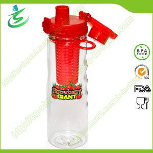 750 Ml New Tritan Infuser Bottle/Fruit Bottle with Flip Top pictures & photos