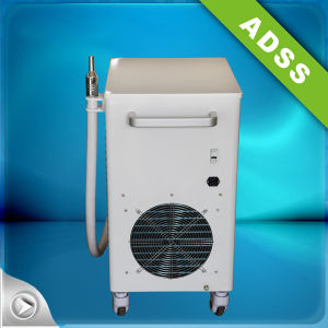 Vertical Skin Cooling Laser Hair Removal Instrument pictures & photos