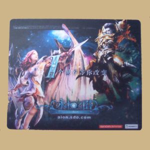 Sublimation Printed Rubber Gaming Mouse Pad pictures & photos