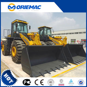 Chinese Foton Lovol 6t Wheel Loader Fl966f Price pictures & photos