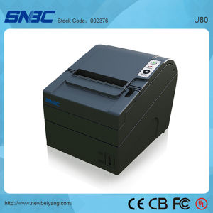 U80 80mm High Speed Serial Parallel USB Ethernet POS Thermal Printer