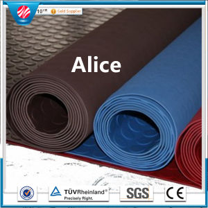 Natural Rubber Roll/Rib Rubber Sheet/Color Industrial Rubber Sheet pictures & photos
