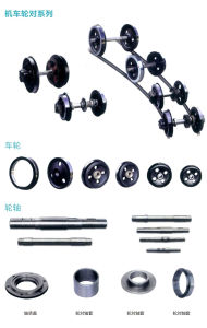 Wheel Set Product for Sales