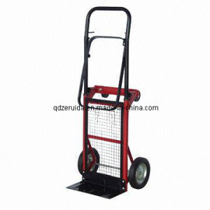 Manufacture Supply Folding Hand Trolley (HT4014) pictures & photos