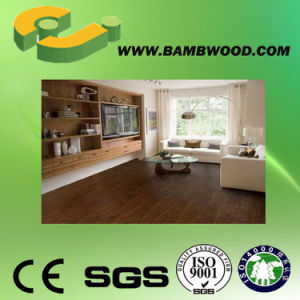 Current Dark Bamboo Laminate Flooring Made in China pictures & photos