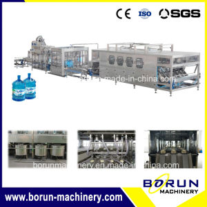 5 Gallon Barreled Water Filling Line / 5 Gallon Filling Water Machine pictures & photos