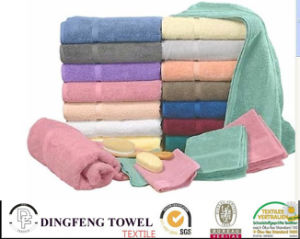 Super Soft and Absorbent 14s Low Twist Bath Towels pictures & photos