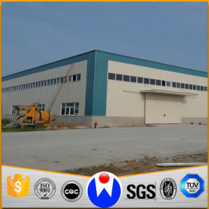 Factory Steel Structure/Prefabricated Steel Structure/Steel Frame Structure Building pictures & photos