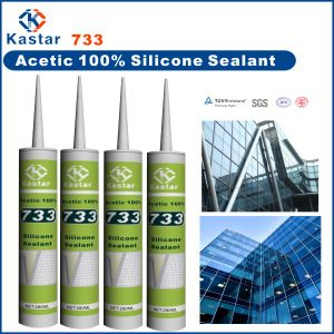 SGS Certification 100% Silicone Sealant (Kastar733) pictures & photos