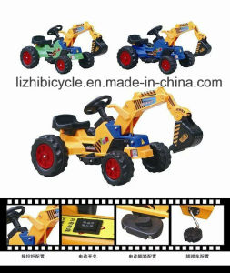 2016 New Design Excavator Style Baby Electric Motorcycle pictures & photos