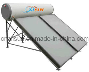 Plat-Plated Pressurized Solar Water Heater