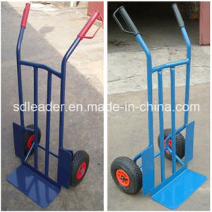 High Quality Metal Hand Trolley with Capacity 150kg (HT1892M(HT1897))