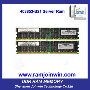 408853-B21 4GB (2X2GB) PC2-5300 667MHz DDR2 pictures & photos