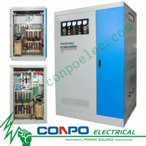 SBW-500kVA Full-Auotmatic Compensated Voltage Stabilizer/Regulator pictures & photos