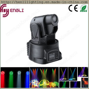 LED 15W Mini Moving Head Light (HL-031) pictures & photos