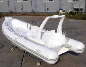 China Rib Boat Manufacturers 520 for Sale