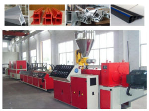 Quality PVC Profile Extrusion Line (YF series) pictures & photos