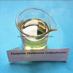 Yellow Liquid Medical Boldenone Undecylenate for Bodybuilding Supplements Equipoise