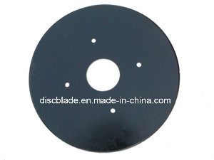 Carbon Steel Plain Disc Blade, Notched Blade pictures & photos