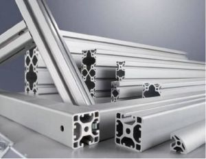 Industrial Aluminum Profiles pictures & photos