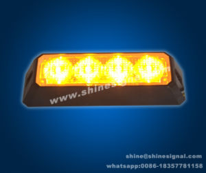 Permenent Mounted Exterior Grille Ambulance LED Marker Light pictures & photos