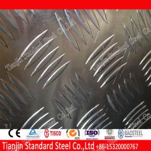 5052 5086 6061 Aluminum Diamond Tread Sheet pictures & photos