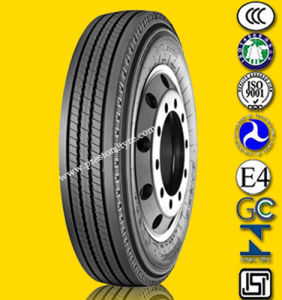 Light/Medium Truck and Bus Tyre/Tire 255/70r22.5 pictures & photos