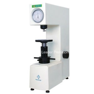 Motorized Rockwell Hardness Tester with Electronic Control of Load Duration (HR-150M) pictures & photos
