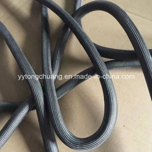 Glass Fibre Oven Door Sealing Rope with Stainless Steel Wire. pictures & photos