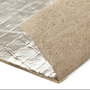 Acoustic Carpet Underlay with Non-Woven Fabric