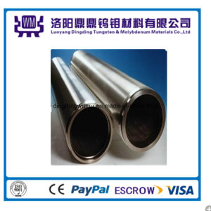 Luoyang Supplier Provide Mo-1 Polished State Molybdenum Tube pictures & photos
