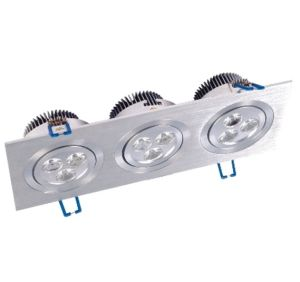 3X3w LED Ceiling Light/ LED Lamp for Lighting