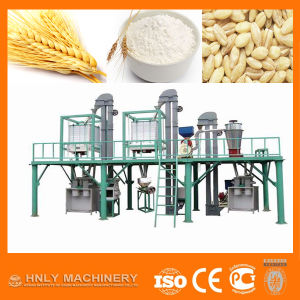 Wheat Flour Milling and Packing Machines Turnkey Project Supplier pictures & photos