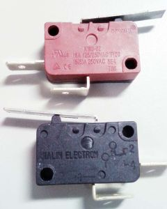 Micro Electric Switch/Push Button Switch 1press-Button pictures & photos