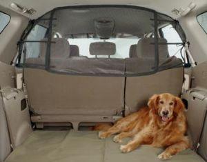 suv dog barrier car interior design. Black Bedroom Furniture Sets. Home Design Ideas