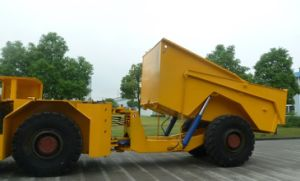 20ton Underground Dump Truck UK20 pictures & photos