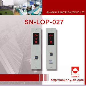 LCD Display Lop for Elevator (SN-LOP-027) pictures & photos