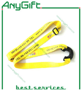 Earphone Lanyard with Customized Printed Logo pictures & photos
