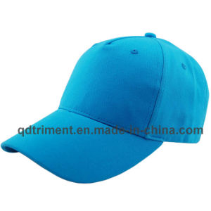 Blank 5-Panel Cotton Twill Sport Golf Baseball Cap (TMB9536) pictures & photos