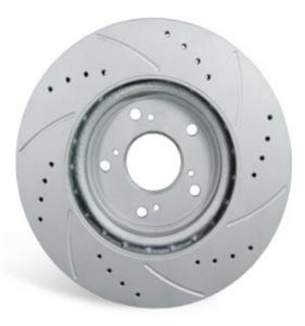 Front Brake Disc for Mitsubish 4615A038 pictures & photos