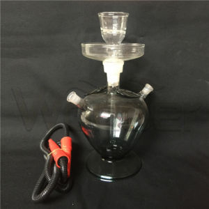 Wholesale Glass Shisha Hookah with Multi Colors for Options pictures & photos