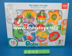 Baby Plastic Electrical Toy Set Musical Instrument Set (745503) pictures & photos