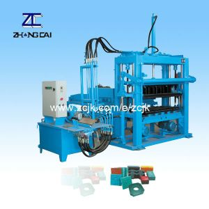 Cement Paver Brick Making Machine (QTY3000)