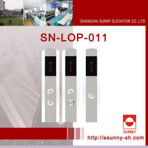 Elevator Landing Operating Panel (SN-LOP-030) pictures & photos