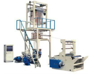 High Speed PE Plastic Blow Film Machinery pictures & photos