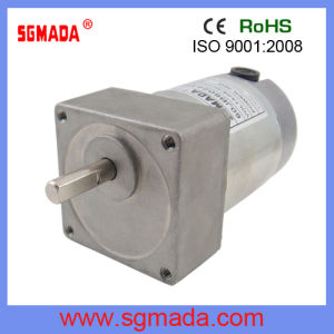 DC Geared Motor (60JB60 used for Massage Equipment) pictures & photos
